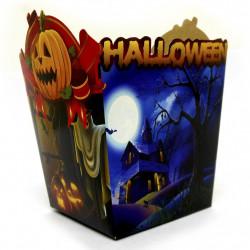 Cachepot halloween diversos - Pacote com 10 unidades - Artigos de halloween