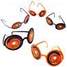 Óculos halloween - Pacote com 25 unidades