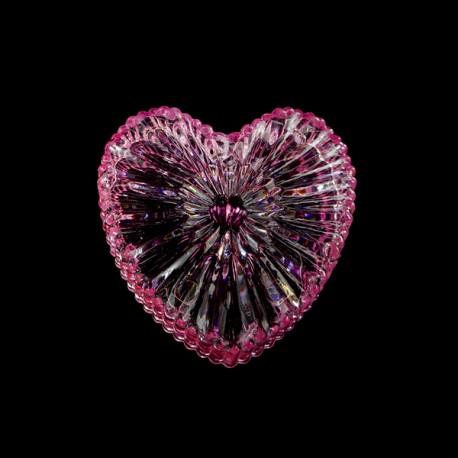 Lembrancinha caixinha coração - Pacote com 12 unidades