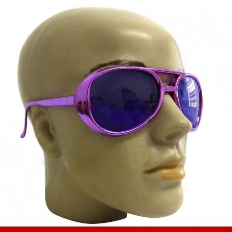 Óculos Elvis metalizado - Produtos para o carnaval