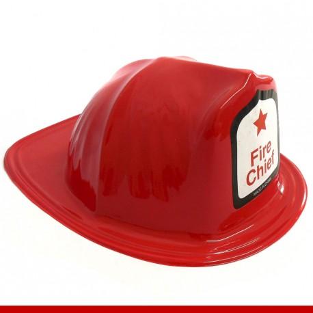 Chapéu de bombeiro - Artigos de carnaval
