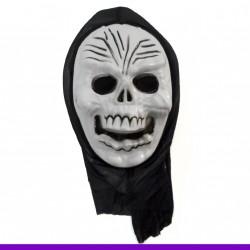 Máscara caveira carnaval - Produtos de carnaval