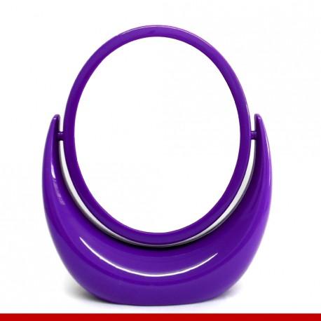 Espelho Oval em plástico