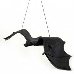 Morcego com elástico - Artigos para o halloween