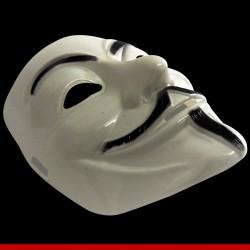 Máscara de carnaval Vendeta - Artigos de carnaval