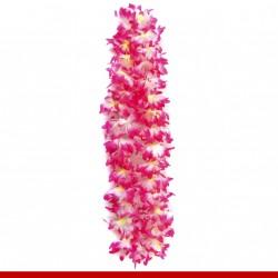 Colar havaiano colorido - Artigos de carnaval