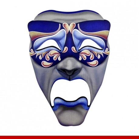 Máscara de carnaval teatro - 4 peças