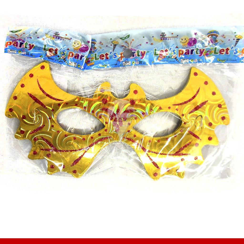 Ponto 25 Mascara De Carnaval Morcego
