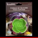Forma de silicone - 6 peças