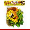 Mini painel de festa junina, milho - 06 unidades - Decoração para festa junina