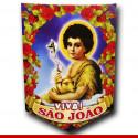 Cartonado santos da festa junina - 1 peça - Decoração de festa junina