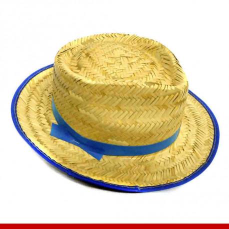 8de5224a55fbc Chapéu de palha com fita - Produtos para festa junina