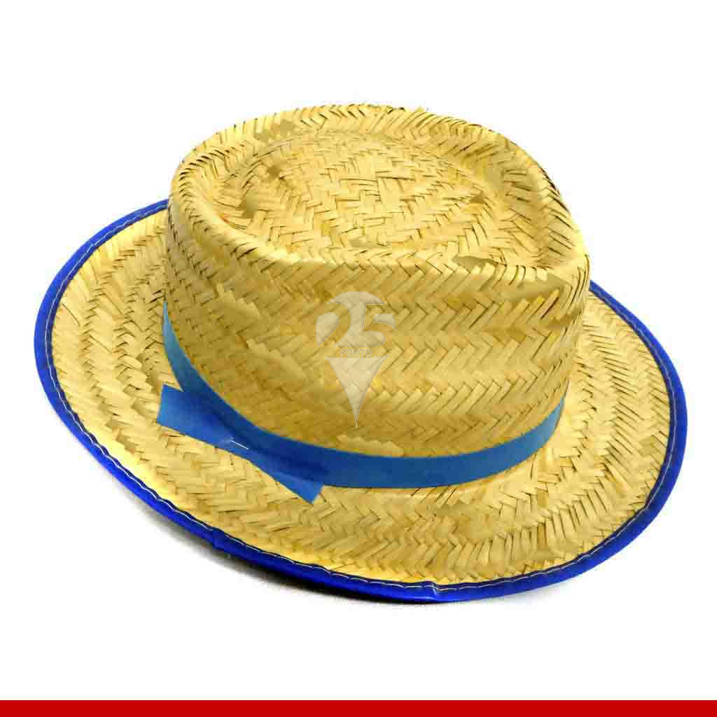 Chapéu de palha com fita - Produtos para festa junina. Loading zoom 7d48c1f99c9