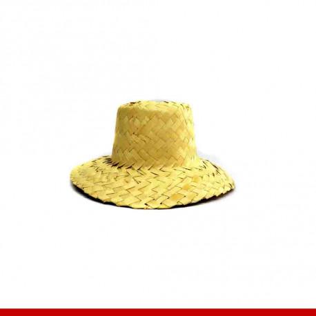 Chapéu de palha enfeite - Produtos para festa junina