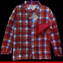 Camisa xadrez adulto - Roupas junina