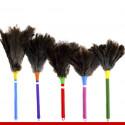 Espanador, penas de avestruz - 5 tamanhos