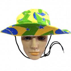 Chapéu do Brasil com cordão - produtos do Brasil