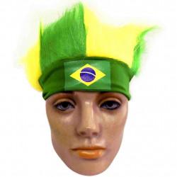 Peruca tiara do Brasil - artigo do Brasil