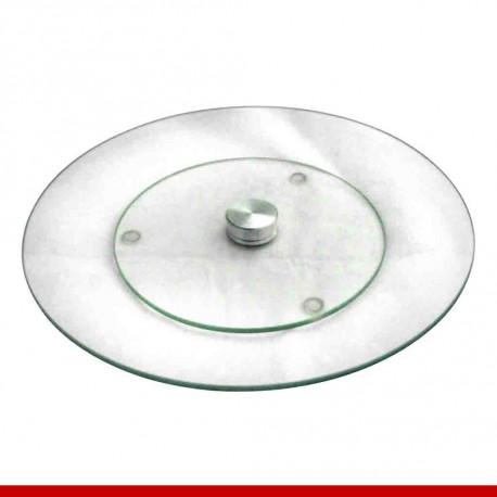 Tábua de vidro giratória - Utilidades domésticas