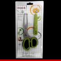 Tesoura 5 lâminas para ervas e temperos Mundial - 1 unidade