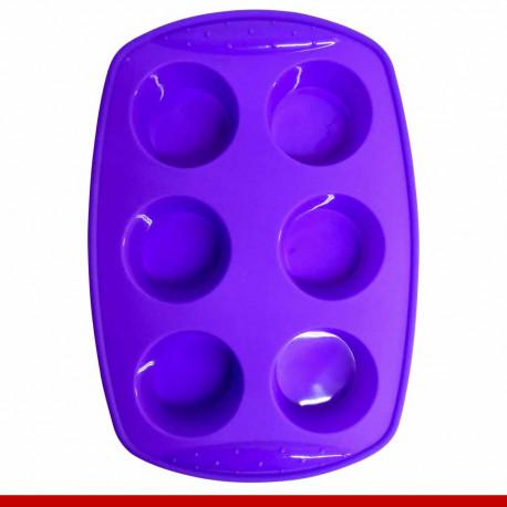 Forma para Cupcake em silicone - Utilidades Domésticas