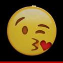 Enfeite de porcelana emojis - 1 peça