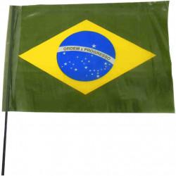 Bandeira do Brasil tecido para carro - produtos do Brasil