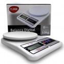 Balança digital para cozinha - 1 unidade