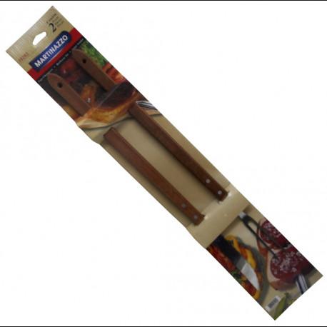Kit churrasco Martinazzo - 2 peças