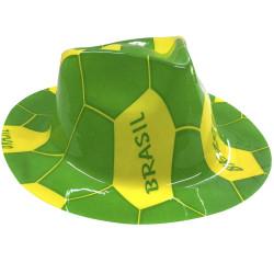 Chapéu Cowboy do Brasil em plástico - produtos do Brasil