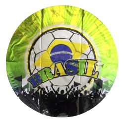 Balão metalizado do Brasil - Artigos do Brasil