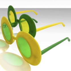 Óculos Bola Brasil   Pacote com 12 unidades - Acessórios do Brasil