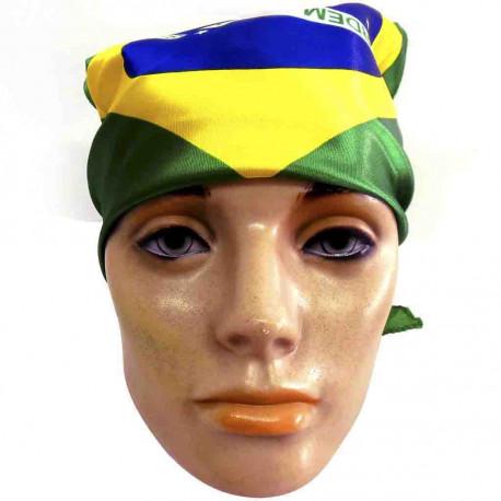 Bandana Brasil - artigo do Brasil
