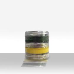Tinta Facial do Brasil Verde e Amarela - produtos do Brasil