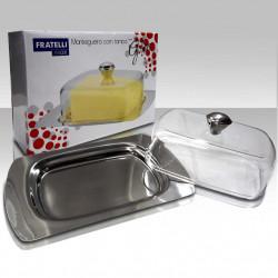 Manteigueira com tampa Fratelli