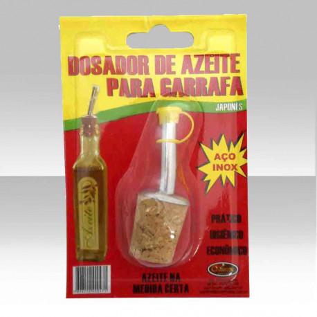 Dosador de azeite para garrafa - 1 peças