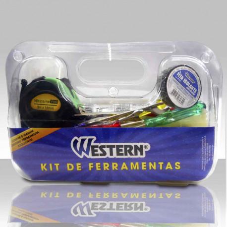 Kit Ferramentas Western 41 peças - 1 unidade