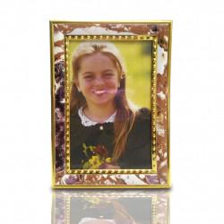 Porta Retratos Retrô Dourados - Dois tamanhos