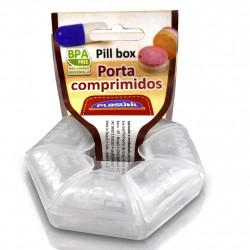 Porta Comprimidos Semanal Plasútil