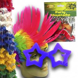 Kit Carnaval 5 - Artigos de festas com temas de carnaval