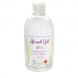 Alcool Gel 70º Higienizador para Mãos e Limpeza em geral 440g