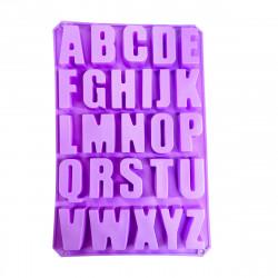 Forma de Silicone Alfabeto Dolce Home - Produtos para a páscoa