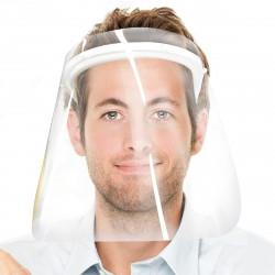 Máscara Facial Visor Protetor Anti Respingo