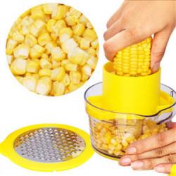 Ralador e Debulhador de Milho Multifuncional 2 em 1 Amigold