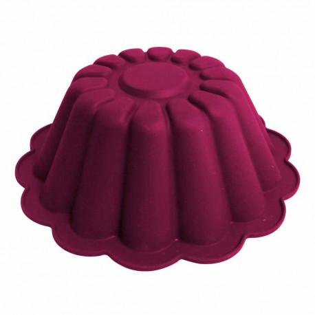 Forma de silicone redonda e funda - Utilidades Domésticas